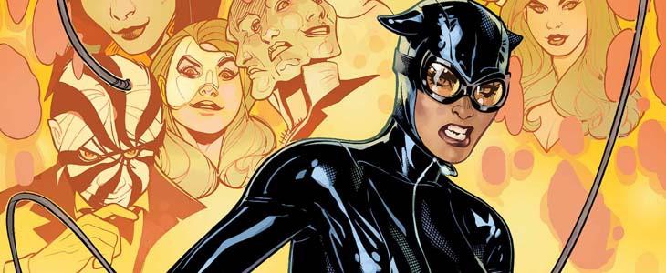 Catwoman dans les comics