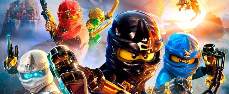 Lego Ninjago poursuit sa carrière en série