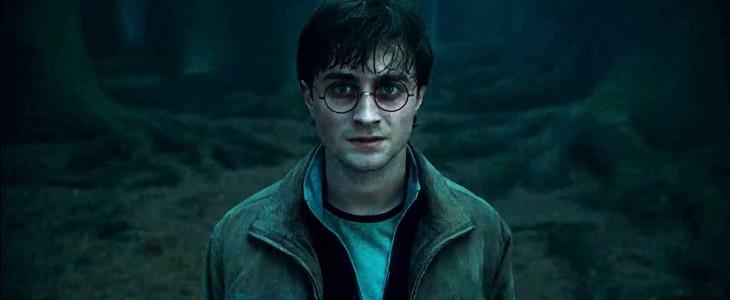 Daniel Radcliffe dans le rôle de Harry Potter