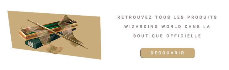 Baguette magique Hermione Granger