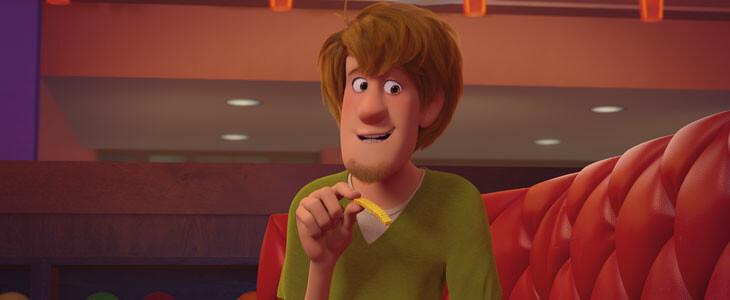 Sammy, le meilleur ami de Scooby-Doo.