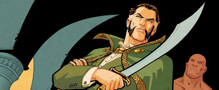 Ra's al Ghul, mentor et ennemi de Batman