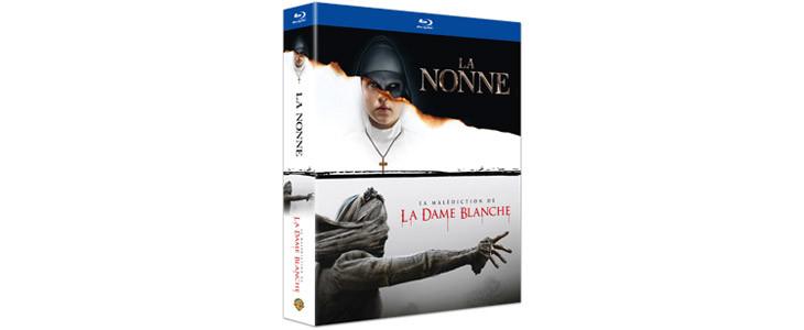 Coffret Noël La Nonne, La Dame Blanche.