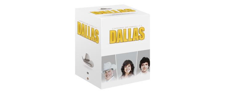Coffret Noël 2019 Dallas.