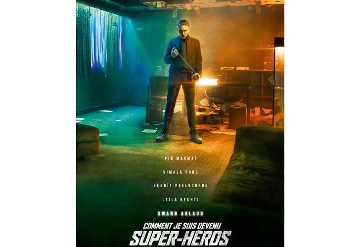 Swann Arlaud, dans Comment je suis devenu super_héros.