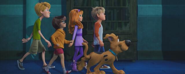 Le gang de Mystère et Cie au cinéma dans Scooby !
