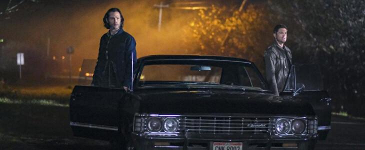 La Chevrolet des frères Winchester.