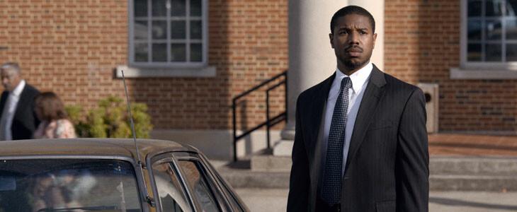 Michael B. Jordan, dans La Voie de la Justice.
