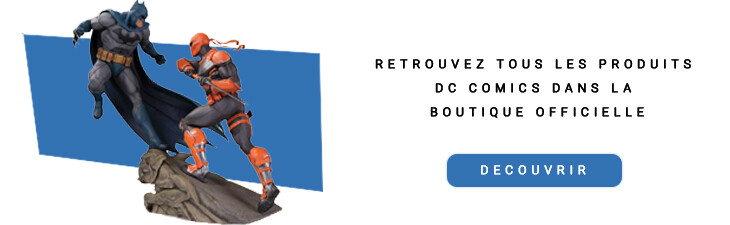 Figurine Batman et Deathstroke