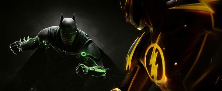 Batman et Flash