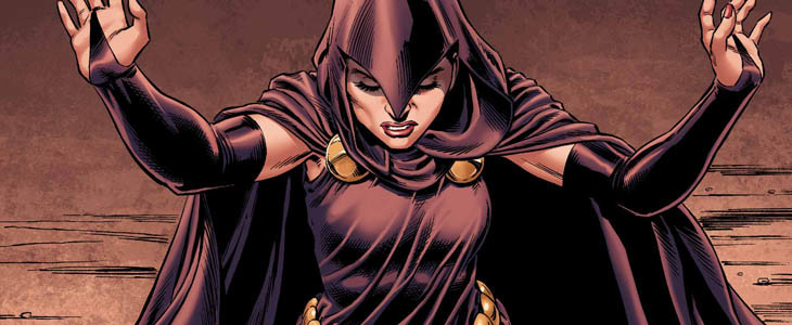 DC Titans - Raven