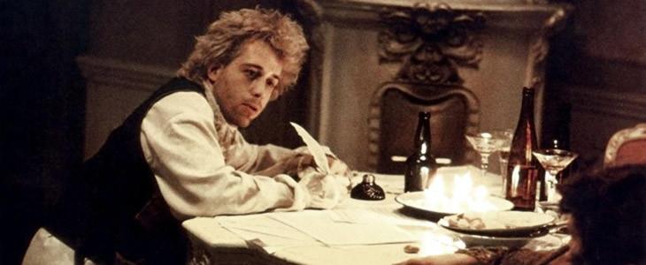 Tom Hulce alias Mozart dans Amadeus
