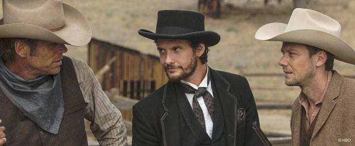 Ben Barnes en Logan dans Westworld