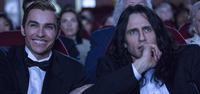 Dave Franco et James Franco dans The Disaster Artist