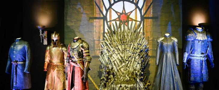 Le Trône de Fer - Game of Thrones Touring Exhibition