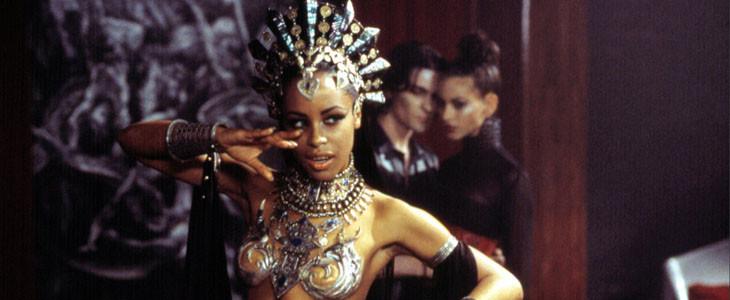 Aaliyah dans La Reine des damnés