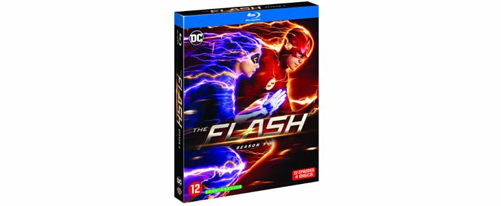 The Flash, saison 5, en vidéo.