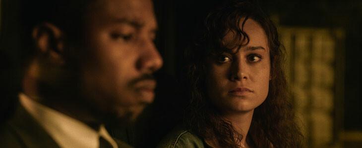 Brie Larson, dans La Voie de la Justice.