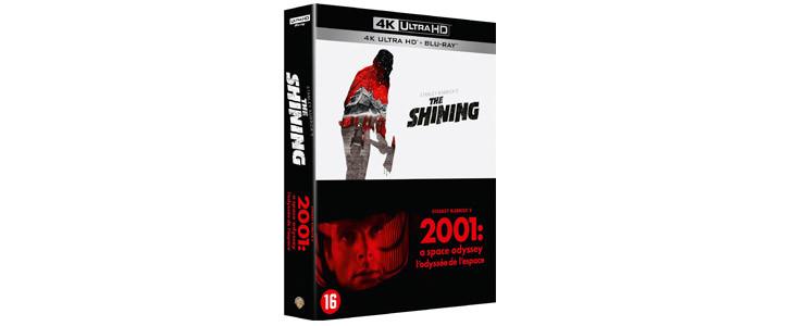 Coffret Noël 2019 : The Shining, 2001