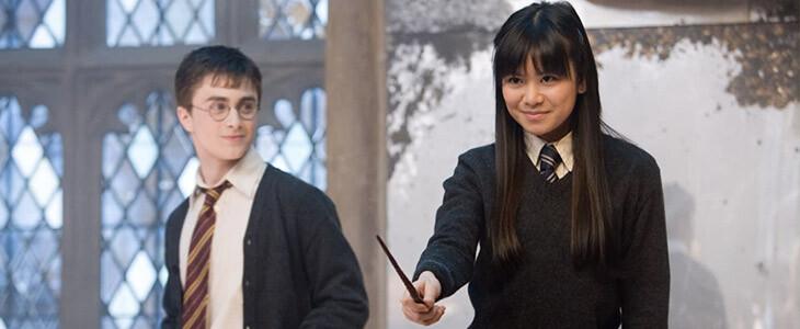 L'actrice Katie Leung incarne Cho Chang dans la saga Harry Potter.