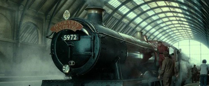 Harry Potter Studio Tour - Poudlard Express
