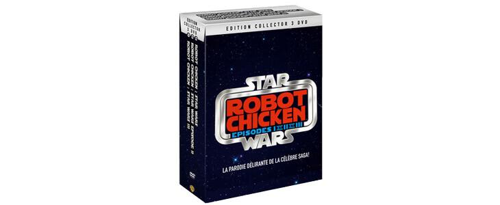 La série décalée Robot Chicken