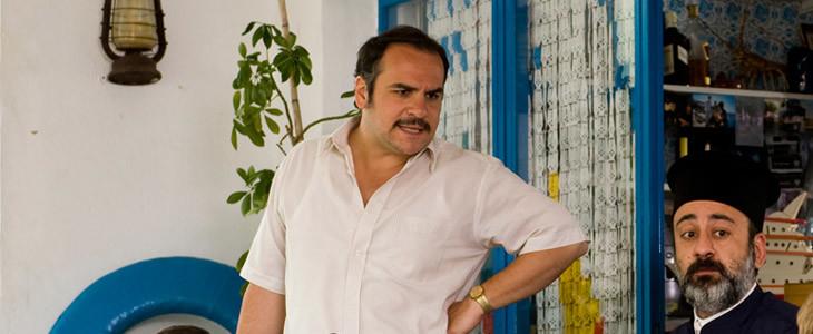 François-Xavier Demaison dans Nicostratos le pélican