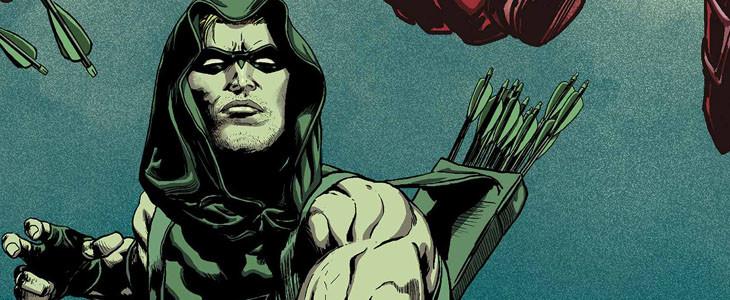 DC Saint Patrick - Green Arrow