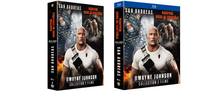 Coffret Noel Dwayne Johnson