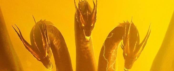 Godzilla II - Ghidorah