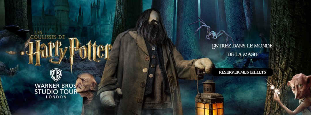 Le Harry Potter Studio Tour avec Ombrage