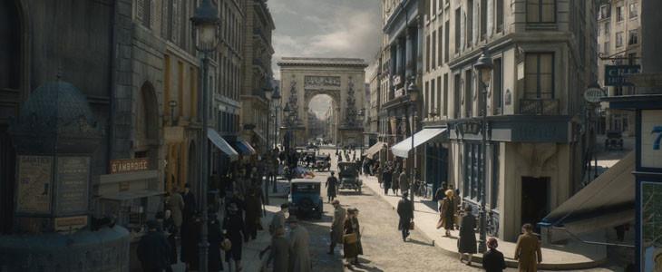 Animaux Fantastiques 2 - Paris