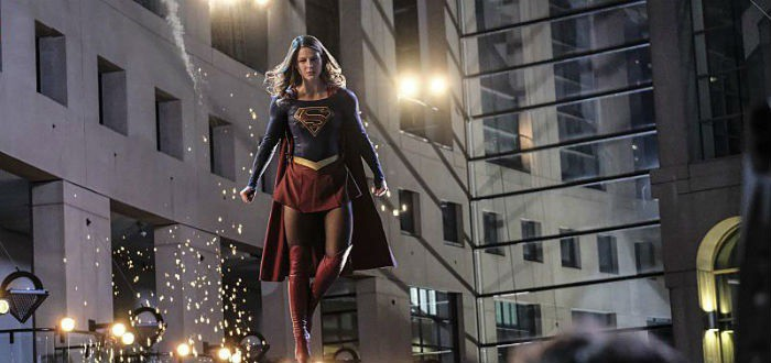 Supergirl dans National City