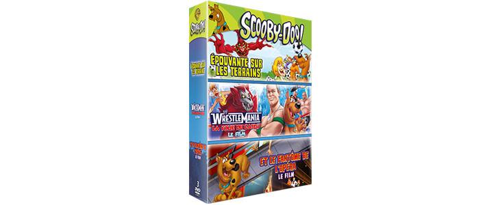 Coffret Scooby-Doo Long-Métrages 2012- 2014
