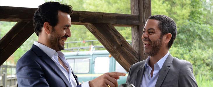 Rires à Budapest avec Manu Payet et Jonathan Cohen