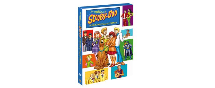 Le coffret Scooby-Doo Les Grandes Rencontres