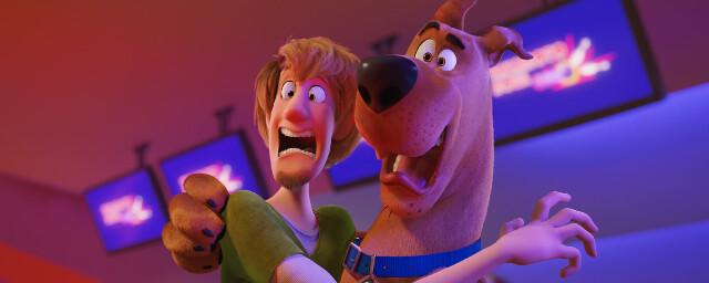Scooby au cinéma, le 8 juillet.