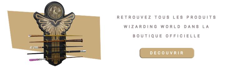 Etendoir baguettes magiques Animaux Fantastiques