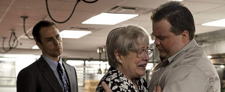 Le Cas Richard Jewell, de Clint Eastwood, se dévoile dans une bande-annonce.