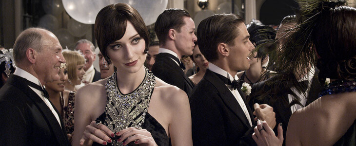 Elizabeth Debicki dans Gatsby le Magnifique