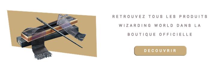 Baguette Severus Rogue