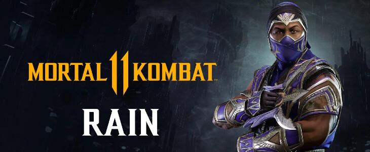 Mortal Kombat Rain.