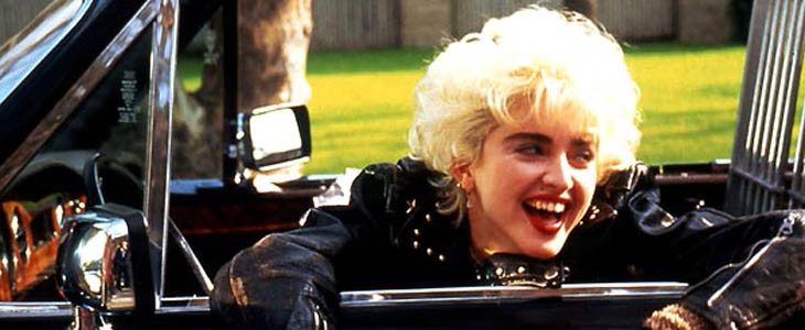Madonna dans Who's That Girl