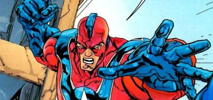 Commander Steel dans les comics