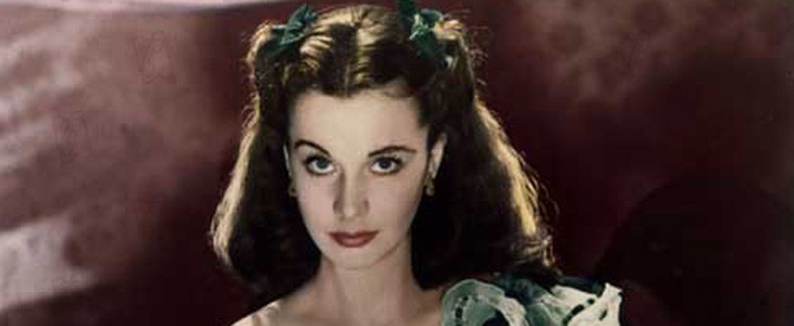 L'actrice Vivien Leigh