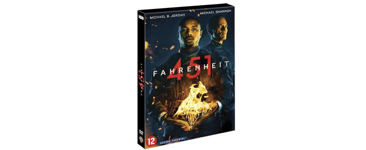 Michael B. Jordan dans Fahrenheit 451