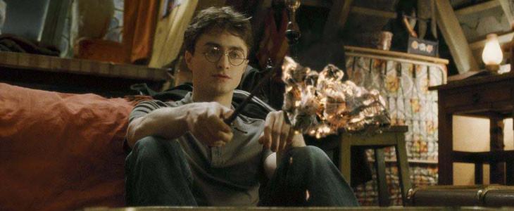 Harry Potter et ses pouvoirs magiques