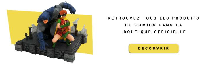 Figurine Batman & Robin