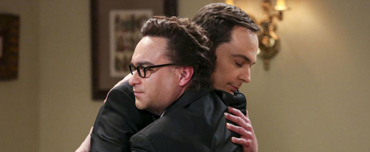 The Big Bang Theory - Leonard et Sheldon
