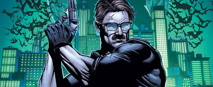 James Gordon, superflic et ami de Batman